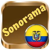 Sonorama Radio Radios de Quito Ecuador icon