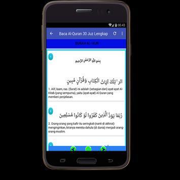 Read Al Quran Juz 30 Complete screenshot 4