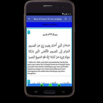 Read Al Quran Juz 30 Complete screenshot 5