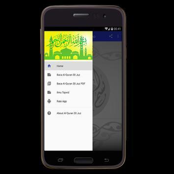 Read Al Quran Juz 30 Complete poster