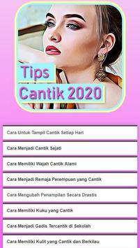 Tips Cantik 2020 screenshot 1