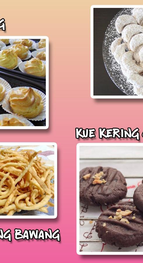 Resep Kue Kering Favorit Lebaran 2021 Para Android Apk Baixar