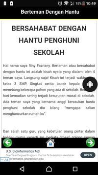 Kumpulan Cerita Horor Terbaru screenshot 2