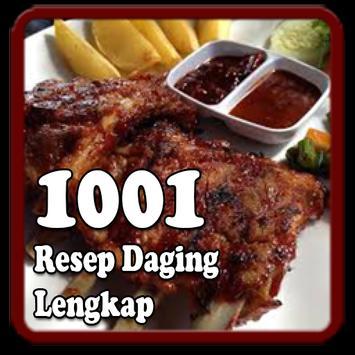 1001 Resep Daging Lengkap screenshot 4