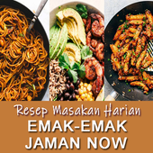 Resep Masakan Harian Emak-emak jaman now icon
