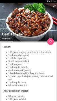 Resep Masakan Harian Emak-emak jaman now screenshot 2