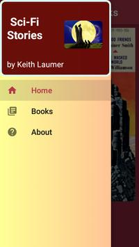 Sci-Fi Books by Keith Laumer screenshot 1