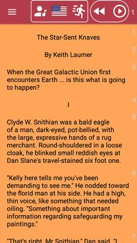 Sci-Fi Books by Keith Laumer screenshot 3