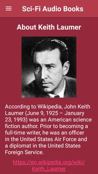 Sci-Fi Books by Keith Laumer screenshot 7