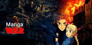 Manga War - Best Free Manga Comic Reader