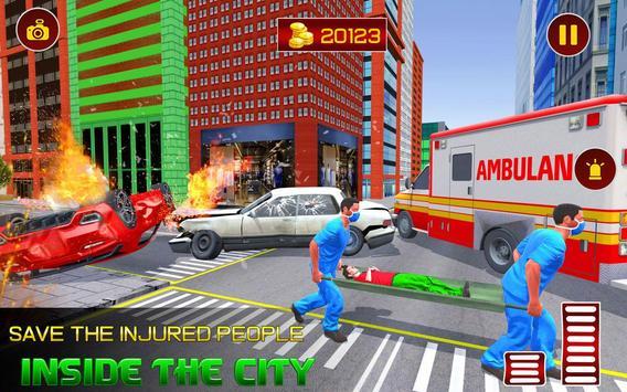 Real Ambulance Rescue 2019 screenshot 2