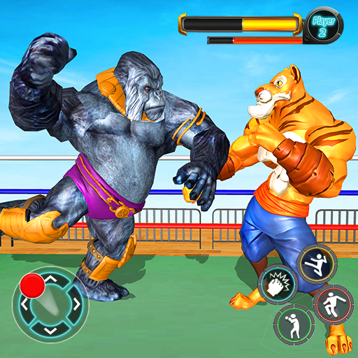 Real Animals Ring Fighting 2019