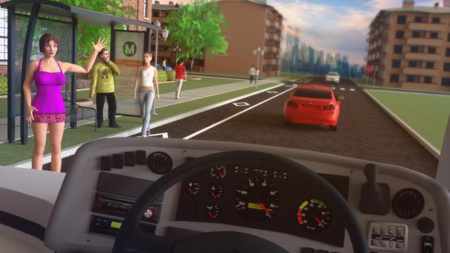 BusDriver SimulatorGame screenshot 5