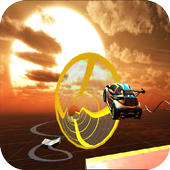 Real Impossible Tracks: Ultimate Stunt Car 3D icon