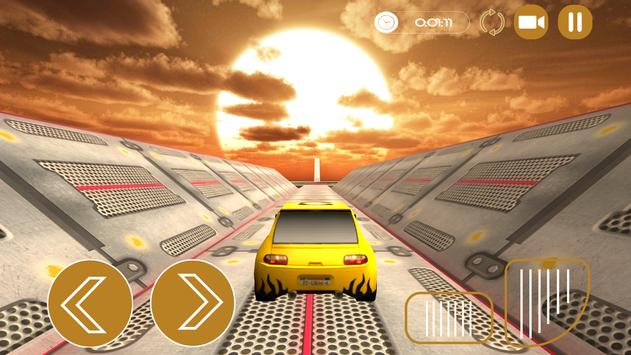 Real Impossible Tracks: Ultimate Stunt Car 3D screenshot 3