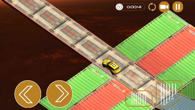 Real Impossible Tracks: Ultimate Stunt Car 3D screenshot 4
