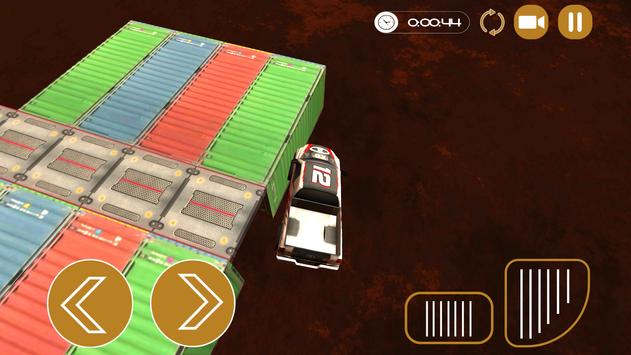 Real Impossible Tracks: Ultimate Stunt Car 3D screenshot 5