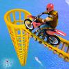 Icona Real Impossible Bike Stunts 2019 : Mega Ramp Games