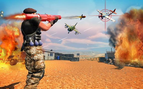 Grand Jet Sky fighter 2019:Jet Shooting War screenshot 5