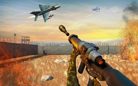 Grand Jet Sky fighter 2019:Jet Shooting War screenshot 7