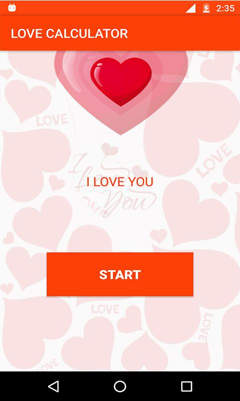 Real & True Love Calculator for Android - APK Download
