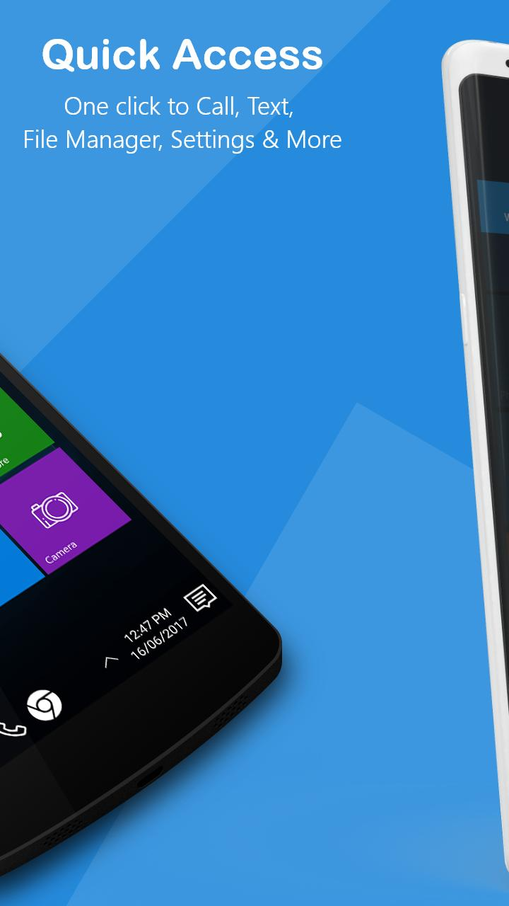 Win 10 Launcher for Android - APK Download