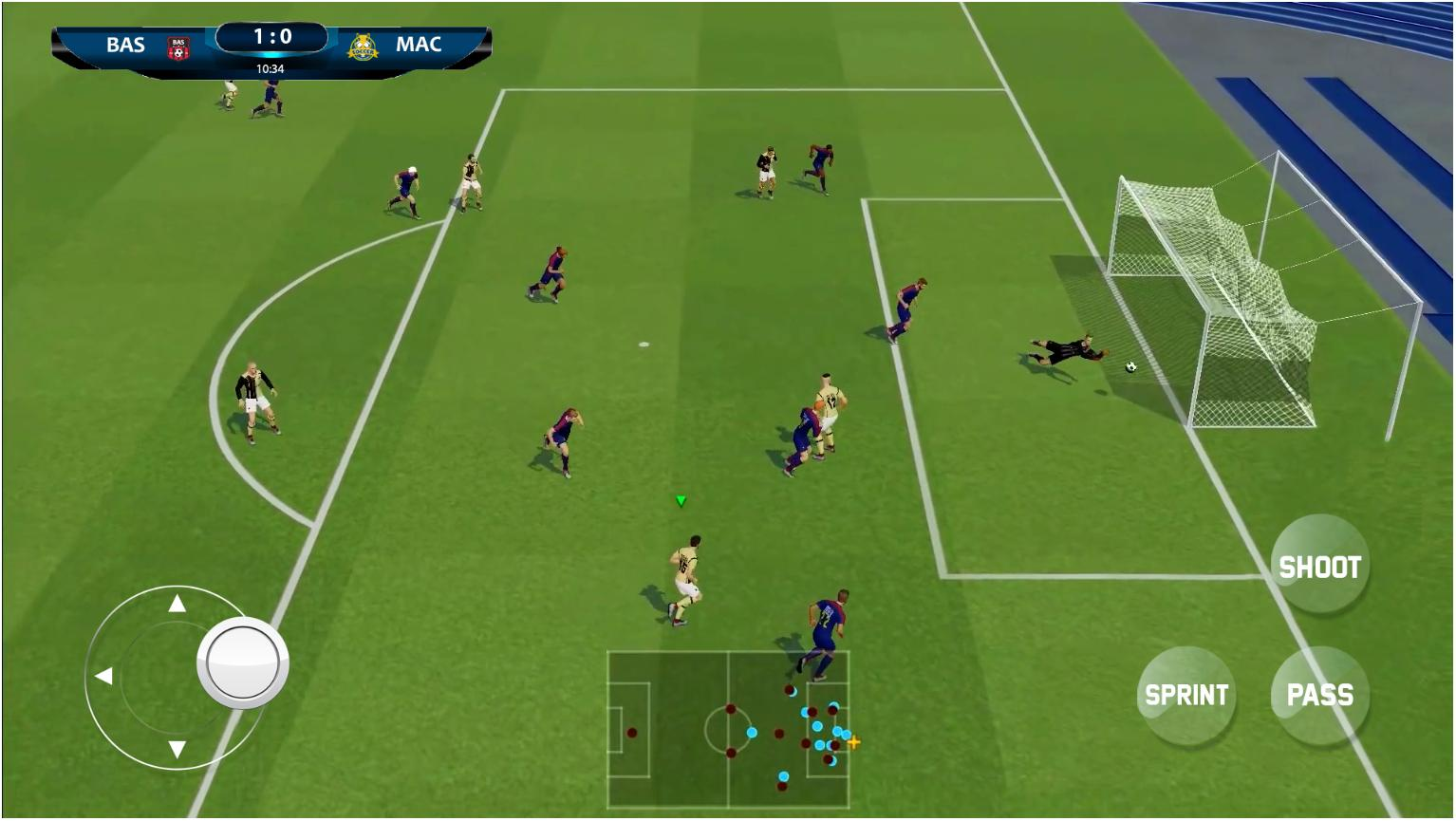 Real Soccer Mobile - Ultimate Football Games 2020 para Android ...