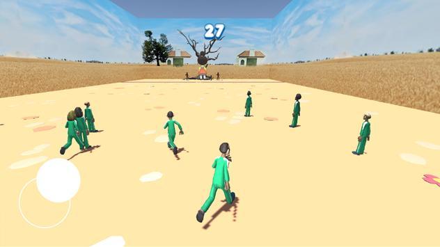 squid game red light, green light screenshot 11