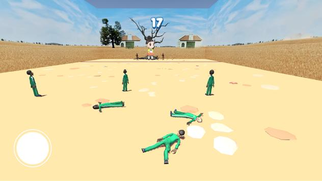 squid game red light, green light screenshot 2