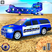 ikon Offroad Police Transporter Truck 2021