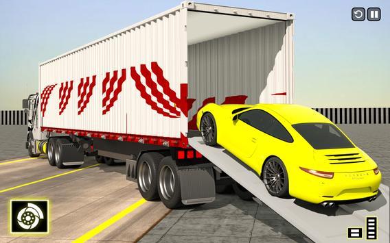 Crazy Car Transport Truck screenshot 4