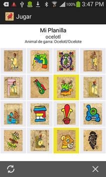 Lotería Náhuatl screenshot 1
