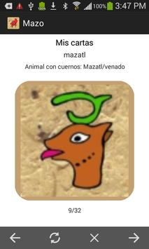 Lotería Náhuatl screenshot 2