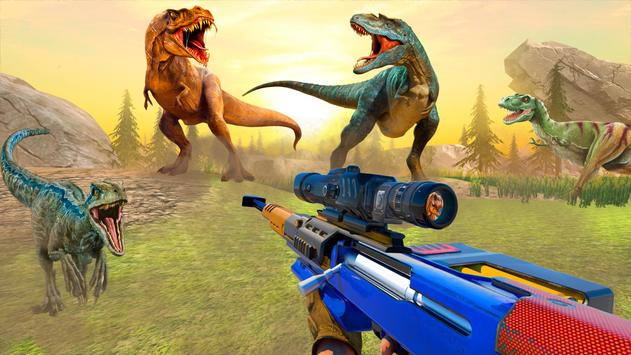Real Wild Animal Hunting Games: Dino Hunting Games screenshot 4