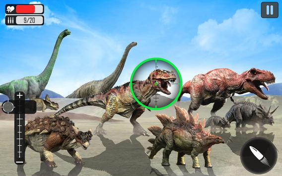 Real Wild Animal Hunting Games: Dino Hunting Games screenshot 3