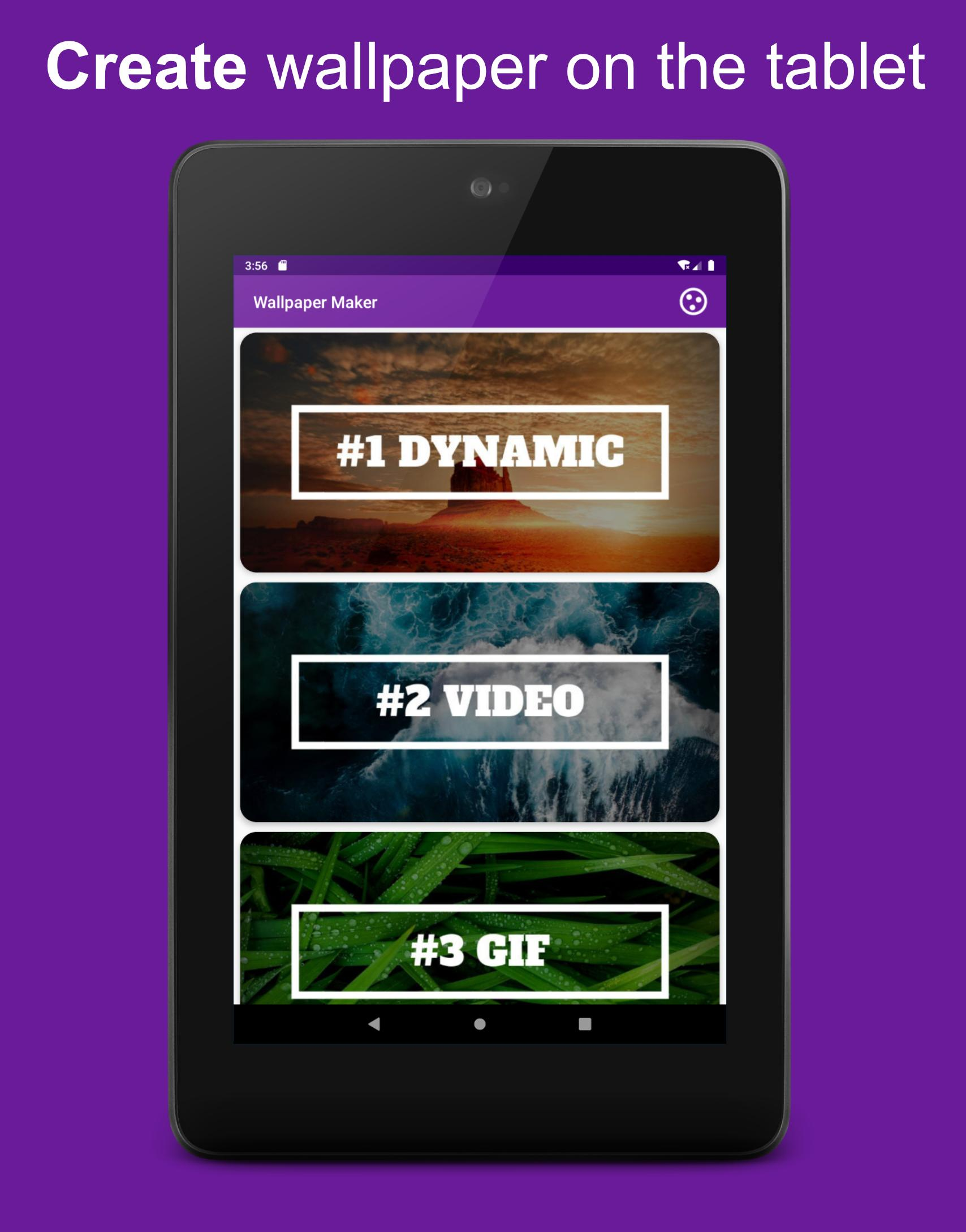 Dynamic Wallpaper Maker For Android Apk Download