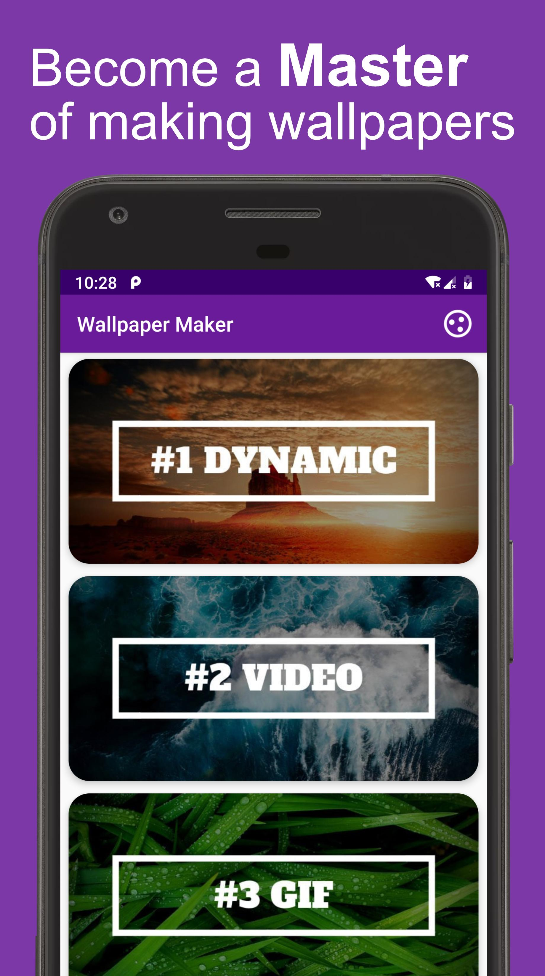 Dynamic Wallpaper Maker for Android - APK Download