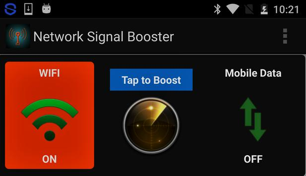 Network Signal Booster poster