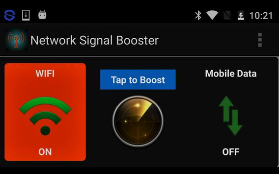 Network Signal Booster screenshot 3