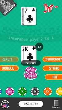 Blackjack Las Vegas screenshot 1