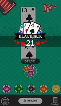 Blackjack Las Vegas screenshot 3