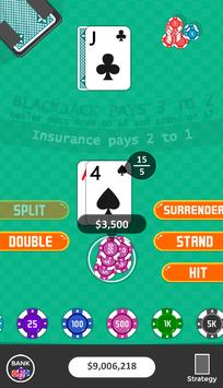 Blackjack Las Vegas screenshot 4