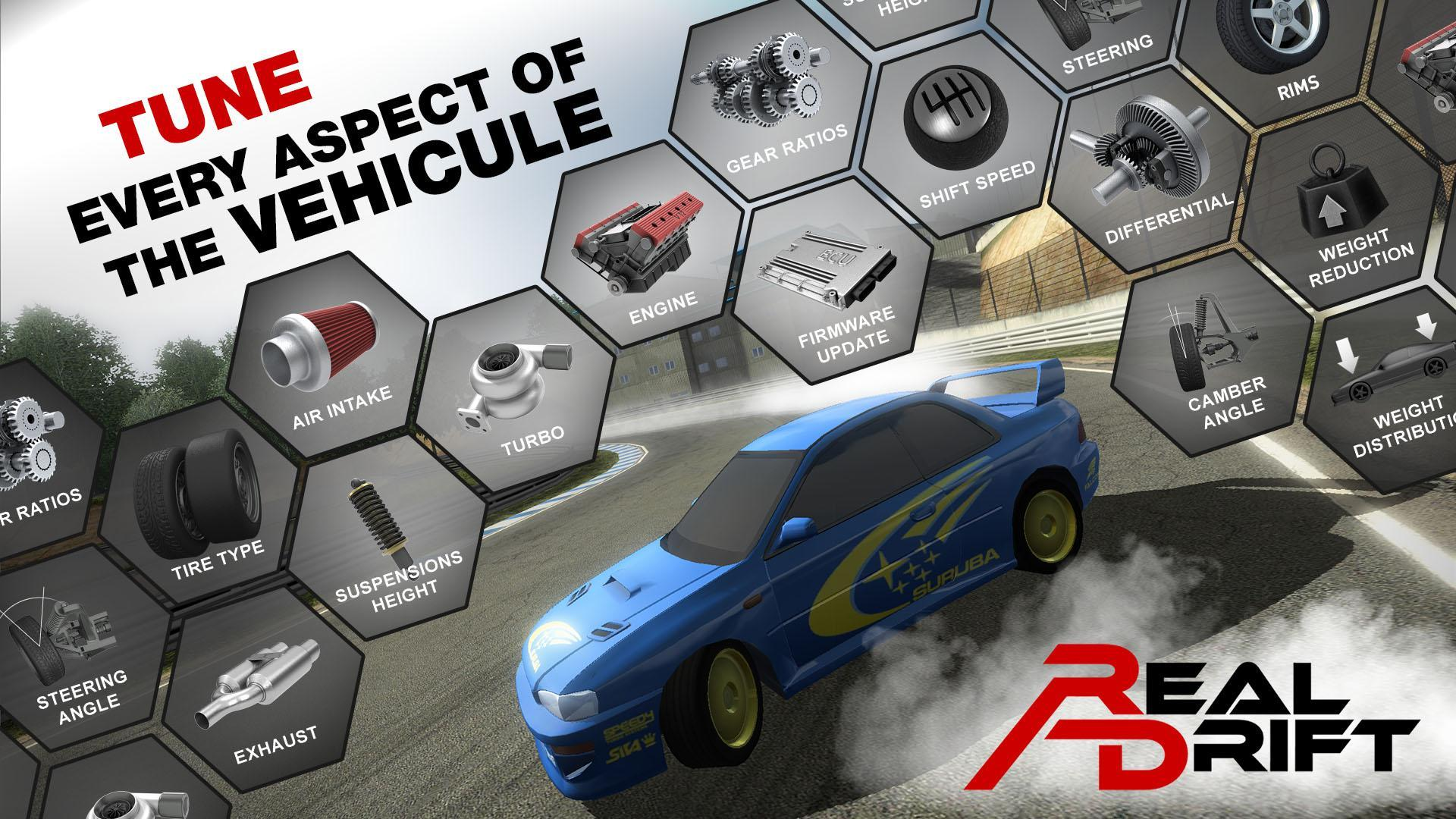 Real Drift Car Racing Lite for Android - APK Download