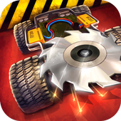 Robot Fighting 2 - Minibots 3D icon