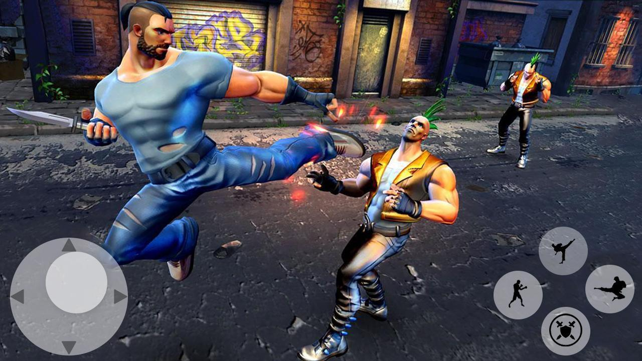 3d street fighter game free download