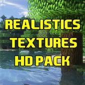 Realistic Texture Pack Hd For Minecraft Pe Pour Android Telechargez L Apk
