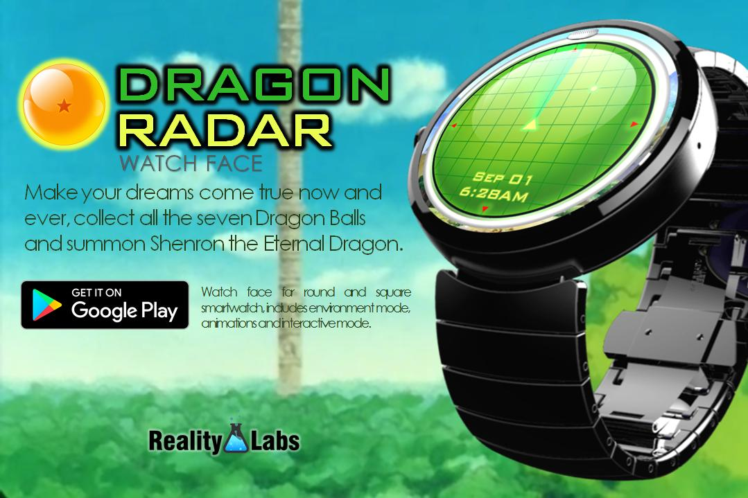 Dragon Radar - Watch Face for Android - APK Download