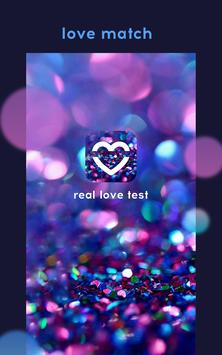 Real Love Test poster