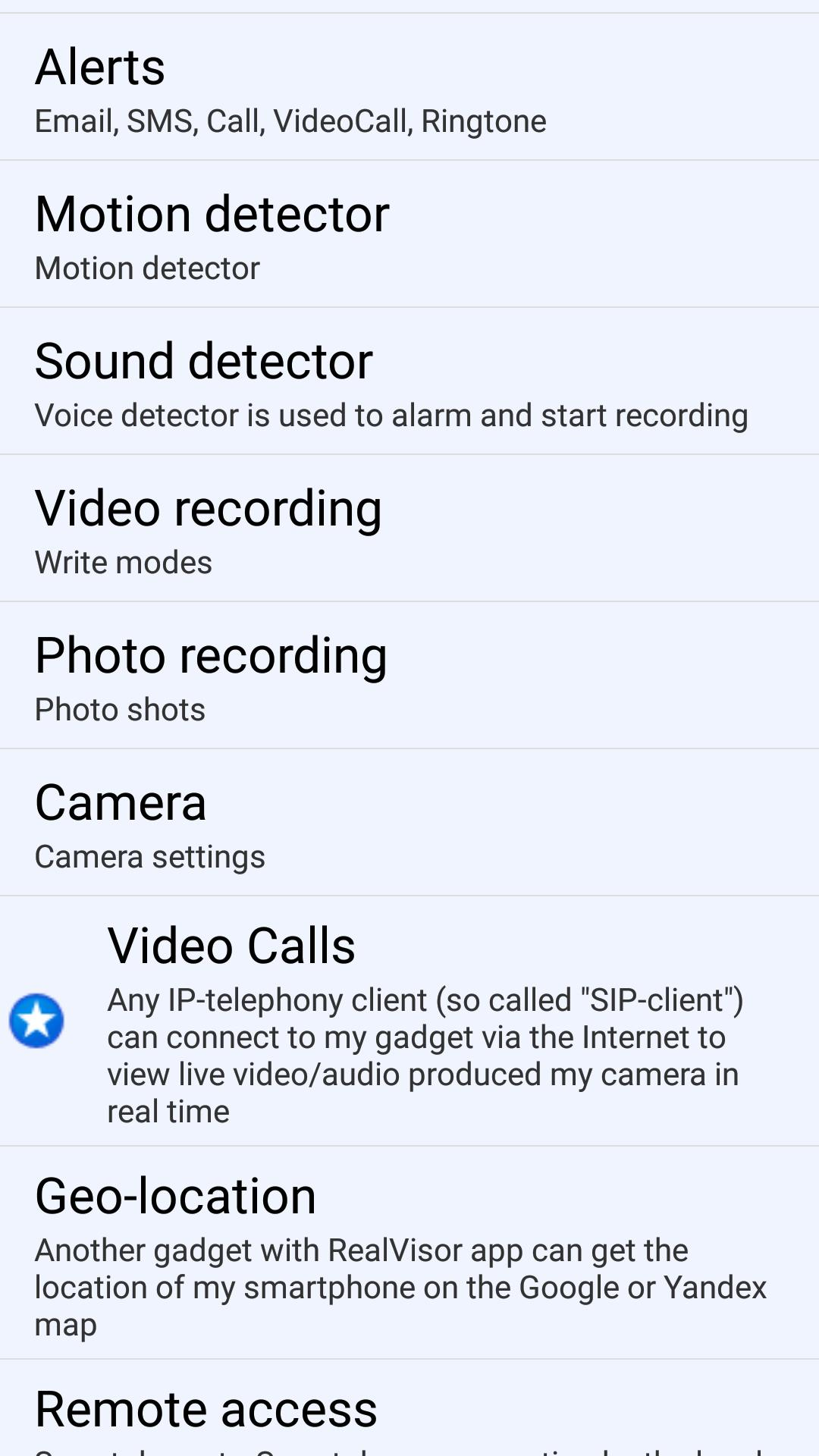 USB camera & Motion detector (2019+) for Android - APK Download