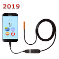 z HD Endoscope & USB camera for Android (2019)